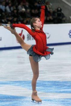 Yulia Lipnitskaya a prodigy of Sochi #2014 #olympics #figureskating