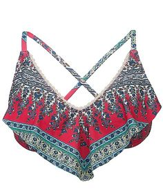 Lucky Brand Francesca Swimwear Top at Buckle.com