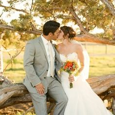 The PRETTIEST little ranch wedding you'll ever see, full of handmade touches and photographed to perfection by Michelle Cross