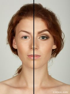 How to Make Your Eyes Expressive with 8 Secrets of Make-up 08 Beauty Make-up, Beauty Hacks, Hair Beauty, Simple Eye Makeup, Makeup For Small Eyes, Brown Eyeshadow, Eyeshadow For Hooded Eyes, Professional Makeup Artist, Bright Eyes