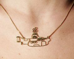 If you like it, then you should have put a submarine on it... Why is this not around my neck?!?!