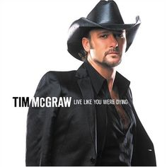 Image Detail for - ... were dying on the back cover of his ninth album tim mcgraw sits atop a
