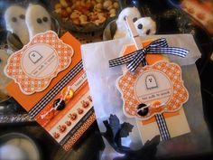 Treat Sack and Card