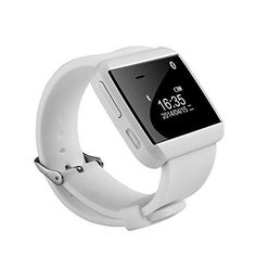 Shop Gonoise for a stylish smartwatch that can relay information from select iOS and Android smartphones. http://gonoise.com/smartwatch.html #smartwatches #gonoise