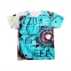 "ART-tee | ""Blue Poppy"""