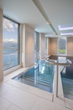 #Indoor and #outdoor #pools at #Hotel_Villa_Honegg in #Switzerland http://directrooms.com/switzerland/hotel/villa-honegg-hotel-ennetburgen-nidwalden-144372.htm