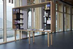 Meuble de présentation – Fabricant : METALOBI / Daney Factory
