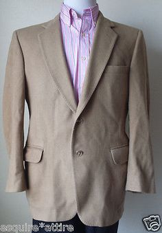 #cashmere blend men sport coat size 40S by Kosians visit our ebay store at  http://stores.ebay.com/esquirestore