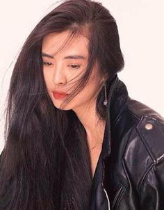 Joey Wong, early 1990s