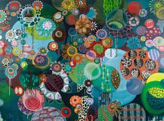 oh, what a world, what a world...: Melinda Hackett