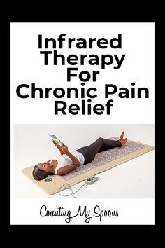 Using infrred therapy for chronic pain relief