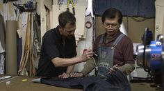 Jeans made to order by Master Tailor Nestor Maranan at imogene + willie.  Alternate Route's search for the modern American spirit begins in Nashville, Tennessee NOV 20 10:30|9:30c on Esquire Network.