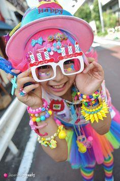 Horie, Harajuku girl  #harajuku #japanstreetfashion