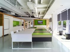 STUDIOS Architecture : MOI Love that Conference table