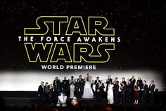 For those of you who missed the LIVE event last night don't worry you can still see all the action.  Watch StarWars.com's coverage of the Star Wars: The Force Awakens world premiere red carpet, pre...
