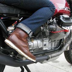Union Garage NYC | REV'IT! Mohawk Boots