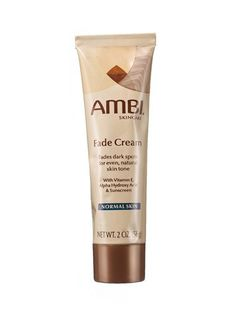 When used nightly, the 2 percent hydroquinone in Ambi Skincare Fade Cream, can reduce brown spots in as little as a month. Dab it directly on dark spots to avoid lightening the skin around them.