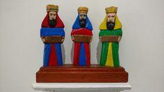 Reyes Tradicionales por Julio Gonzales