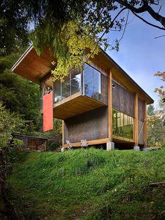 Eerkes Architects - Bainbridge Island based Modern Design | Scavenger Studio