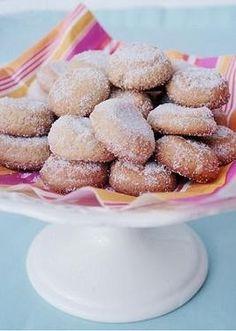 Inkivääri pikkuleivät - Ullanunelma Oy Almond, Cereal, Breakfast, Desserts, Food, Diy, Morning Coffee, Tailgate Desserts, Deserts
