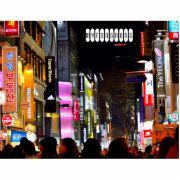 Myeong-Dong ist einer der Primäreinkaufsbezirke in Seoul. Die zwei Hauptstraßen treffen sich in der Mitte des Blockes mit einem, der von Myeong-Dong U-Bahnstation anfangen und dem anderen von Lotte Kaufhaus bei Euljiro. Rues, South Korea, Times Square, Main Street, Toy Block, Shopping, Other, Department Store, Reunions