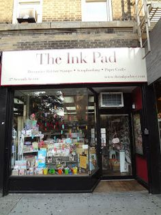 7 Best The Ink Pad NYC Images On Pinterest