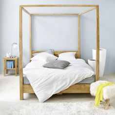 Canopy bed  AMSTERDAM