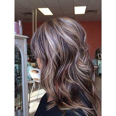 Brown Blonde & Carmel