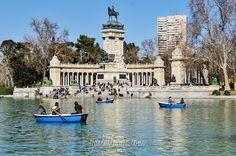 Alfonso XII Monument, Parque del Buen Retiro (Madrid, Spain) (1)