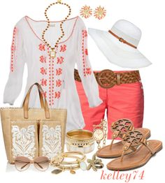 """Ready for a Vacay"" by kelley74 on Polyvore"