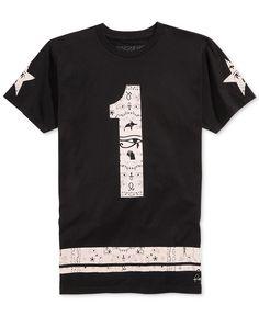 Ring of Fire Varsity 1 T-Shirt - T-Shirts - Men - Macy's