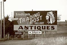 Route 66 - Oklahoma Trading Post