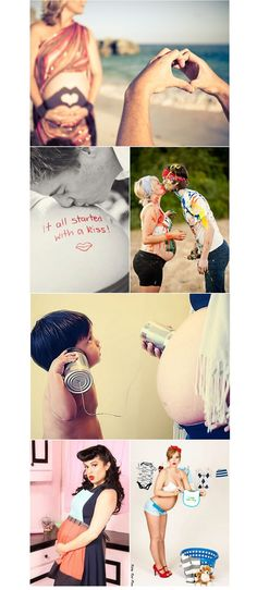 jill and the little crown: Five fun & unique #maternity photo session ideas!