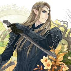 kagalin's Profile Picture...What a beautiful version of Thranduil