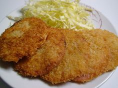 Our Dirt-cheap Delicious Homemade Ham Cutlet*