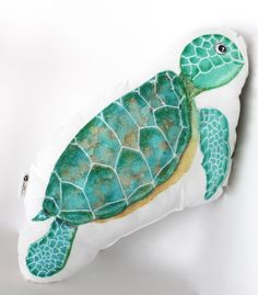 Under the sea nursery. Under the sea nursery. Turtle Nursery, Sea Nursery, Mermaid Nursery, Teen Beach Room, Sea Turtle Decor, Ceramic Turtle, Diy Pillow Covers, Under The Sea, Gifts For Kids