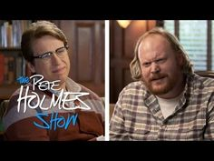 """Paisley Beard: Pete Holmes Is the Worst In """"Therapist: Multiple Personalities"""""""