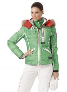 Bogner Sport Ski Down Jacket Lotta