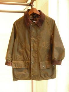 Barbourwax jacket