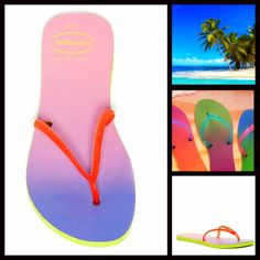 ❗️1-HOUR SALE❗️HAVAIANAS SANDALS Flip Flops Flip Flops Flat Sandals 💟NEW WITH TAGS💟   * Thong toe strap.  * Printed logo ombré color footbed  * Contrasting slim straps  * Water resistant  * Open toe & slip on style.  * True to size, tagged size 41-42, manufacture specifies that this size will fit approx US sizes  10-12. Material: Rubber upper & sole Color: Strawberry combo Item:91700  🚫No Trades🚫 ✅ Offers Considered*✅ *Please use the blue 'offer' button to submit an offer. Havaianas…