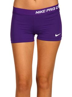 Nike Pro Combat compression shorts! Best things to run in..... Under something! Wish I could run in just those!