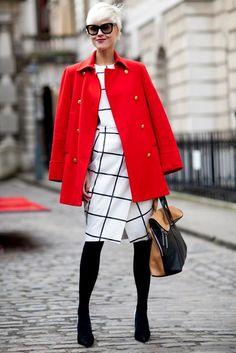 #London Fashion Week #Phillip Lim  Note to self: interesting dress idea