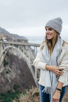 Gal Meets Glam Essential Guide to Big Sur California: Bixby Bridge Must Stop Photo spot