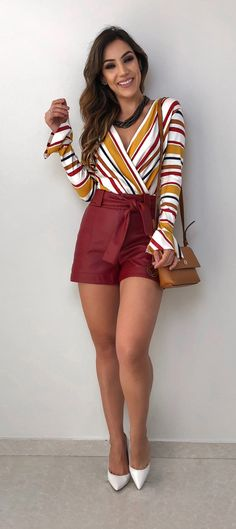 Shop Women's Clothes Classy Outfits, Chic Outfits, Dress Outfits, Fashion Outfits, Womens Fashion, Fashion Trends, Short Elegantes, Short Outfits, Summer Outfits