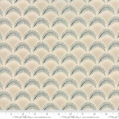Regency Blues Fabric - Half Yard - Christopher Wilson Tate Reproduction Hulne 1780 Tan Sand with Blu Chevron Fabric, Blue Fabric, Tim Holtz Fabric, Christopher Wilson, French General Fabric, Laundry Basket Quilts, Moda Charm Packs, Free Studio, Blue Feather