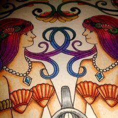 Em andamento... Ultimo desenho do ano 'u' W.I.P. Last coloring of the year 'u' #wip #lostocean #oceanoperdido #mermaid #sereia #coloringbook #adultcoloring #coloriage #arttherapy #colortherapy #johannabasford #livrodecolorir #colorindo #instaart #instagood