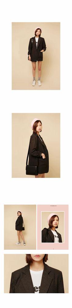 MOSSBEAN | 1&1 concept jacket | OUTER