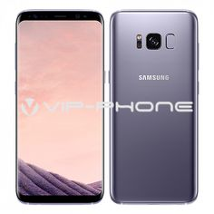 Samsung G950F Galaxy S8 lila kártyafüggetlen mobiltelefon