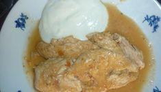 Kuracie prsia s jogurtovým dressingom - Dukanova dieta 1-2-3-4.fáza