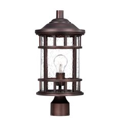 Buy the Acclaim Lighting Architectural Bronze Direct. Shop for the Acclaim Lighting Architectural Bronze New Vista 1 Light Outdoor Post Light and save. Lantern Light Fixture, Light Fixtures, Outdoor Post Lights, Outdoor Lighting, Outdoor Lantern, Landscape Lighting, Transitional Wall Sconces, Transitional Style, Lantern Post